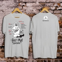 The Haz Mat Firefighter Tee