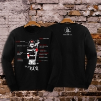 Truckie Firefighter Long Sleeve T-Shirt