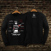 Engineman Long Sleeve Firefighter T-Shirt