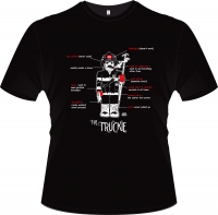 Truckie Firefighter Short Sleeve T-Shirt