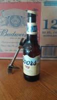Chrome Halligan Bottle Opener