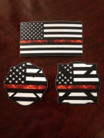 Thin Red Line Combo Pack