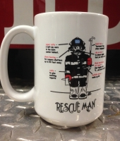 Rescue Ceramic Coffee Mug