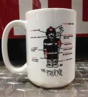 Truckie Ceramic Coffee Mug