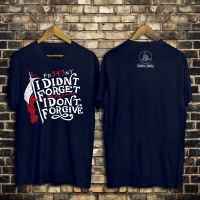 I Dont Forgive Firefighter T-shirt