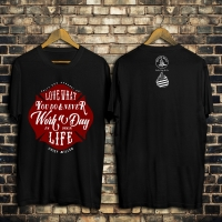 Love What You Do Firefighter T-shirt