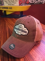 Gettin Salty Brown Trucker Hat