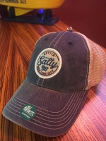 Gettin Salty Navy Trucker Hat