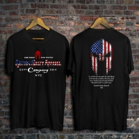 Spartan Firefighter T-shirt
