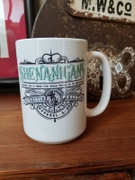 Shenanigans Ceramic Coffee Mug