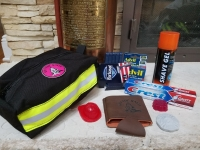 Bunker Gear Style Toiletry Gift Set