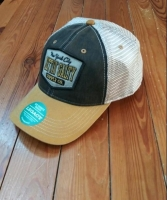 Gettin Salty Yellow Trucker Hat