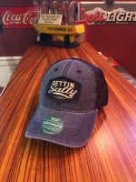 Gettin Salty Vintage Navy Dashboard Hat