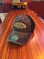 Gettin Salty Vintage Black Dashboard Hat