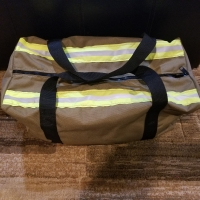 Bunker Gear Style Gear Bag