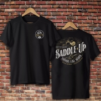 Saddle Up Sounds Like Work T-shirt