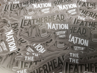 Leatherhead Nation Decal