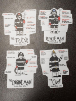 Gettin Salty Fireman Decal Combo Pack