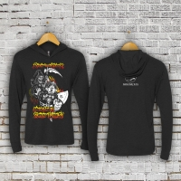 Racing The Reaper Long Sleeve Tshirt