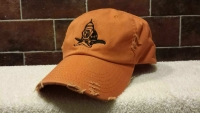 Gettin Salty Burnt Orange Cap