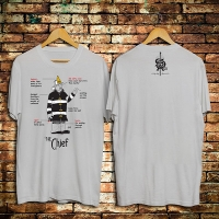 The Chief Firefighter Tee