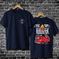 Put the Stick Up Firefighter Tshirt